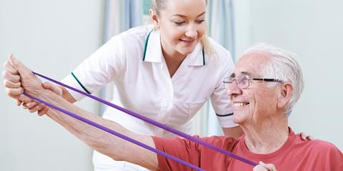 What's the Difference Between Occupational Therapy & Physical Therapy?, Monroeville, Alabama