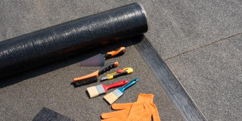 3 Benefits of Installing Rubber Roofing, Clarksville, Maryland