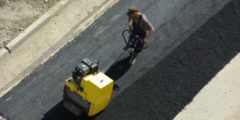 C K Earnhardt & Son Inc. , Paving Contractors, Services, Albemarle, North Carolina