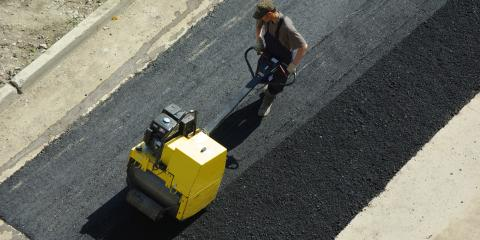 3 Facts You Didn't Know About Asphalt Paving, Granby, Connecticut