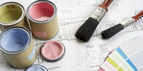 Your Intro to Interior Painting From Saybrook's Best Paint Shop, Old Saybrook, Connecticut