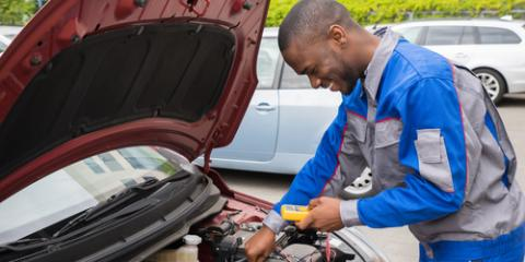 Vehicle Maintenance Professionals Share 4 Signs It's Time for a New Battery, Anchorage, Alaska