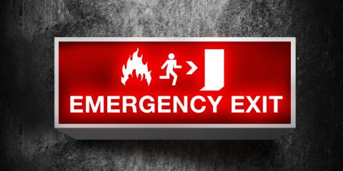 3 Reasons Emergency Exits Are Important in the Workplace, Olive Branch, Mississippi