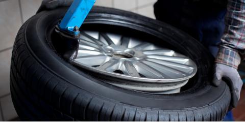 Car Dealership Discusses Tire Repair Vs. Replacement, Gaffney, South Carolina
