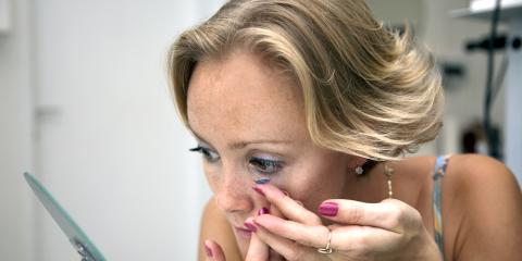 3 Steps to Take if You Lose a Contact in Your Eye, White Oak, Ohio