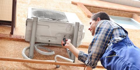 Why Your AC Is Leaking, Grand Rapids, Wisconsin