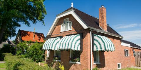 3 Ways Window Awnings Enhance Home Exteriors, Lexington-Fayette, Kentucky