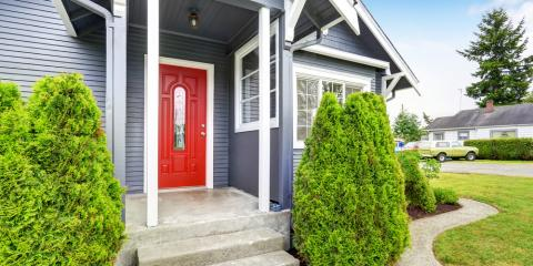 3 Added Benefits to Installing a New Entry Door, Green, Ohio