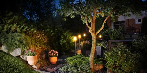 3 Reasons to Update Your Outdoor Lighting for Fall, North Little Rock, Arkansas