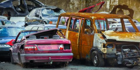 3 Tips for Navigating an Auto Salvage Yard, Cincinnati, Ohio