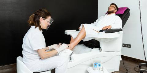 5 Reasons Men Should Get Manicures & Pedicures, Manhattan, New York