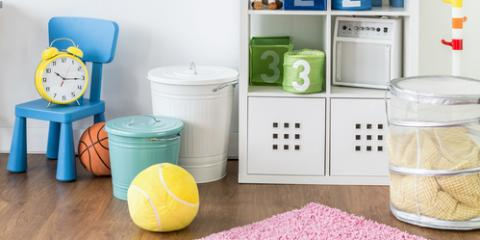 5 Tips for Storing Your Children's Toys, Anchorage, Alaska