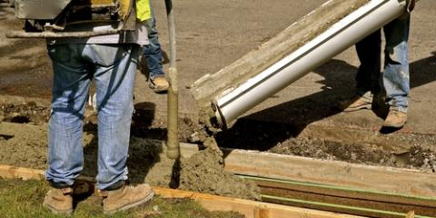 What Is Flowable Fill?, Wallingford Center, Connecticut