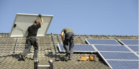 3 Benefits of Installing Solar Panels, Old Lyme, Connecticut