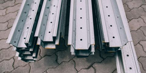 5 Advantages of Using Galvanized Structural Steel, Central Jefferson, Kentucky