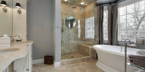 4 Ways to Add Luxury to Your Bathroom, North Royalton, Ohio