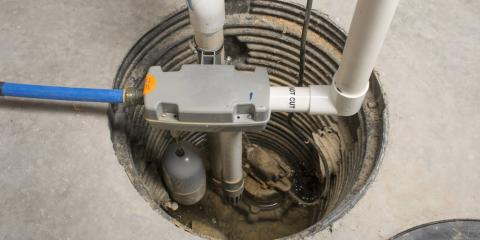How to Choose the Right Sump Pump, West Chester, Ohio