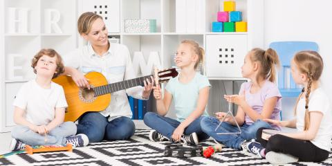 4 Ways Music Lessons Help Kids With ADHD, New York, New York