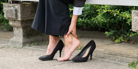 How to Make High Heels More Comfortable, Honolulu, Hawaii