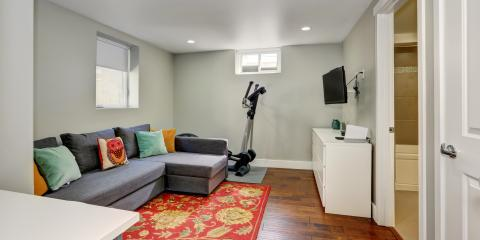 4 Design Factors Required for Finished Basements, ,