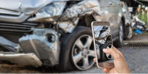 What To Do After an Automobile Accident, Columbia Falls, Montana