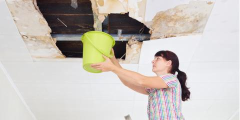 3 Ways a Roof Leak Can Damage Your Home, New Milford, Connecticut