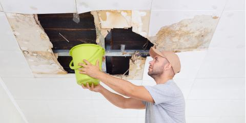 4 Causes of Roof Leaks, Onalaska, Wisconsin