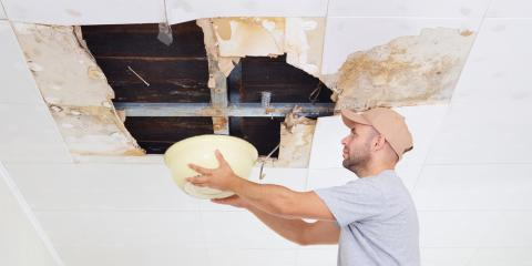 Don't Ignore These 3 Signs of Water Damage Repair, Worthington, Ohio
