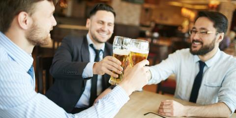 3 Benefits of Corporate Happy Hours, Manhattan, New York