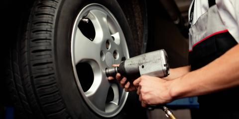 4 Signs You Need Tire Rotation , Bluefield, West Virginia