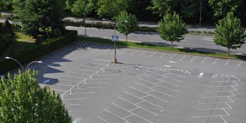 Devising a Seasonal Maintenance Plan for Asphalt Parking Lots, Anchorage, Alaska