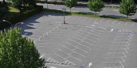 3 Reasons to Sealcoat Your Parking Lot, ,