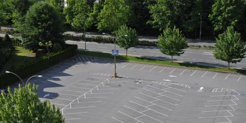 4 Benefits of Hiring Paving Contractors to Maintain Your Parking Lot, Greece, New York
