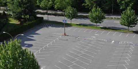 The Do's & Don'ts of Parking Lot Asphalt Maintenance, Rochester, New York