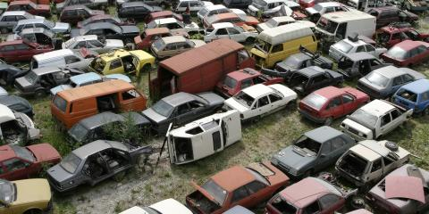 3 Ways Selling Your Junk Car Helps the Environment, Thomasville, North Carolina