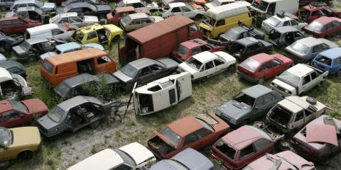 5 Benefits Car Salvage Yards Have to Offer, Waterford, Connecticut
