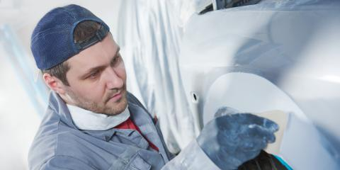 3 Tips for Choosing an Auto Body Repair Shop, Bad Rock-Columbia Heights, Montana