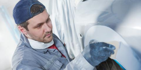 5 Tips for Finding the Right Auto Body Shop for Dent Removal , McKinney, Texas