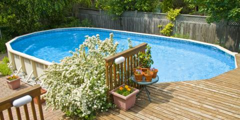 What to Consider When Choosing an Above-Ground Swimming Pool, High Point, North Carolina