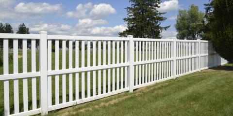 4 Benefits of a Vinyl Picket Fence Installation, Ewa, Hawaii