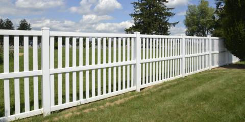4 Benefits of Vinyl Fence Installation, Wymore, Nebraska