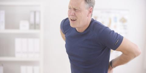 3 Common Causes of Back Pain & What You Can Do About Them, Archdale, North Carolina