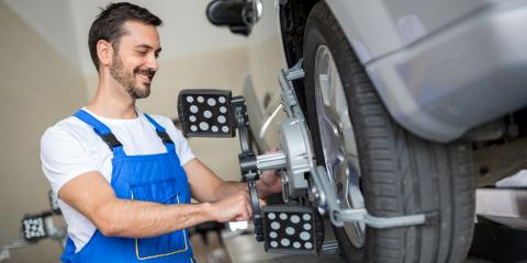 What You Should Know About Wheel Alignments, Florissant, Missouri
