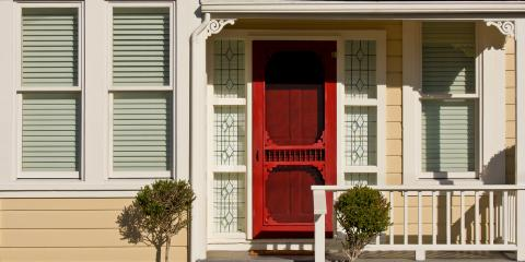 3 Benefits of Screen Doors in Summer, Dothan, Alabama