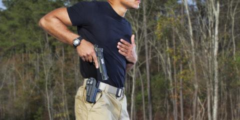 4 FAQs About Alaskan Concealed Carry Laws, Anchorage, Alaska