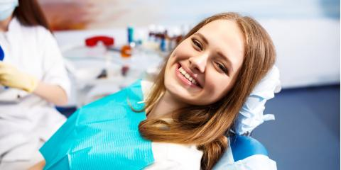 Composite Fillings Explained by High Point's Favorite Cosmetic Dentist, High Point, North Carolina