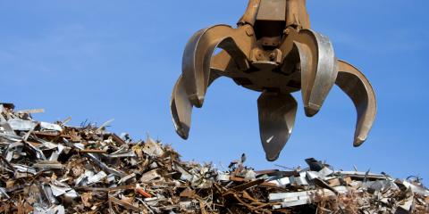 Recycling Center Shares the Environmental Benefits of Using Scrap Metal, San Marcos, Texas
