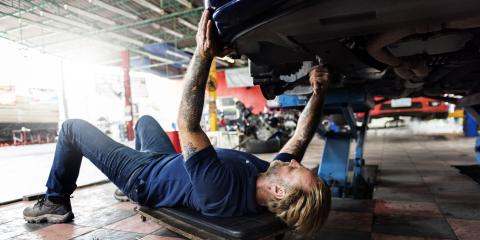 What Does It Mean to Be an ASE-Certified Mechanic?, Anchorage, Alaska