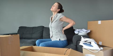 How Can I Avoid Injuries When Moving?, Fort Dodge, Iowa