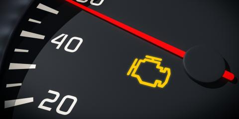 5 Reasons Not to Ignore That Check Engine Light, Kannapolis, North Carolina